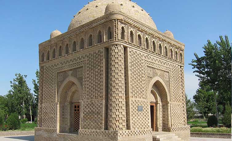 UZ Bukhara Samanid
